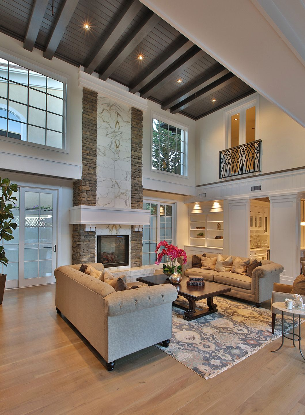 Modern Luxury Living Room Luxury Living Room House Styles Great Rooms