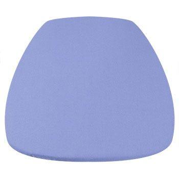 Back Bay Blue seat cushion