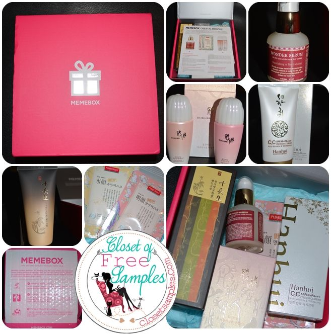 Try New Products  Feel Beautiful with Memebox ~ Review Closet of
