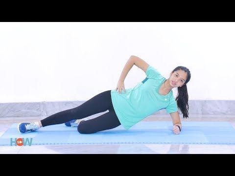 Latihan 7 Hari Untuk Mengecilkan Perut Hari Keempat Youtube Workout Paket Latihan Kebugaran Senam