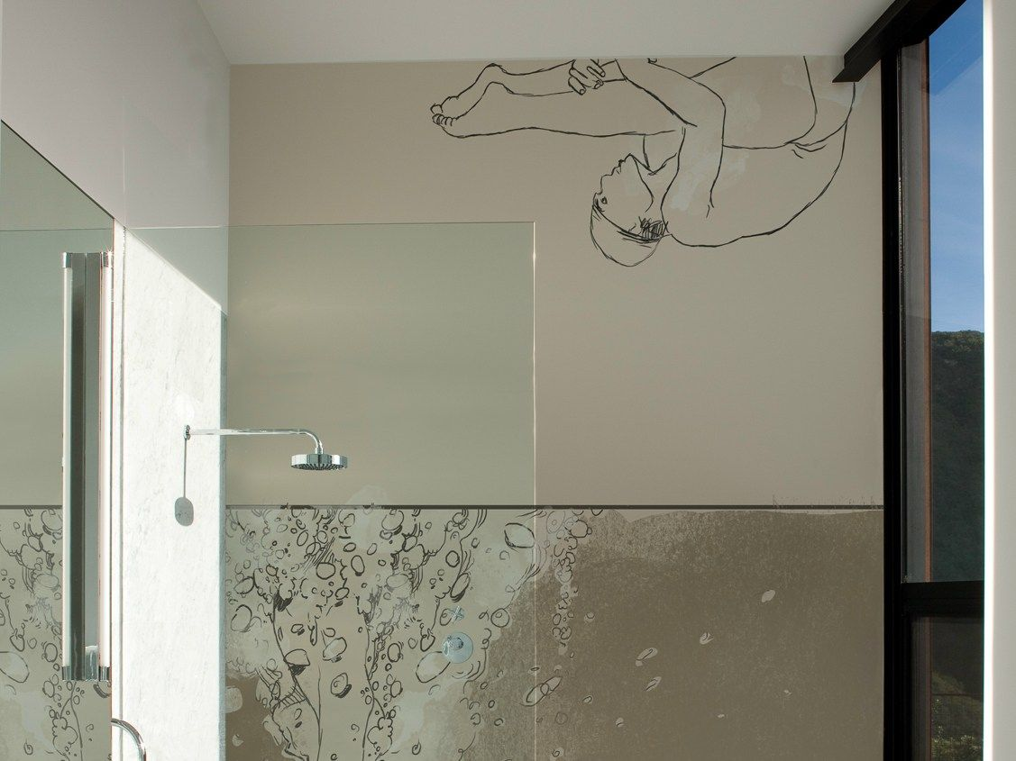 Tapete fürs Badezimmer SPLASH Kollektion WET SYSTEM ™ 14 by ...