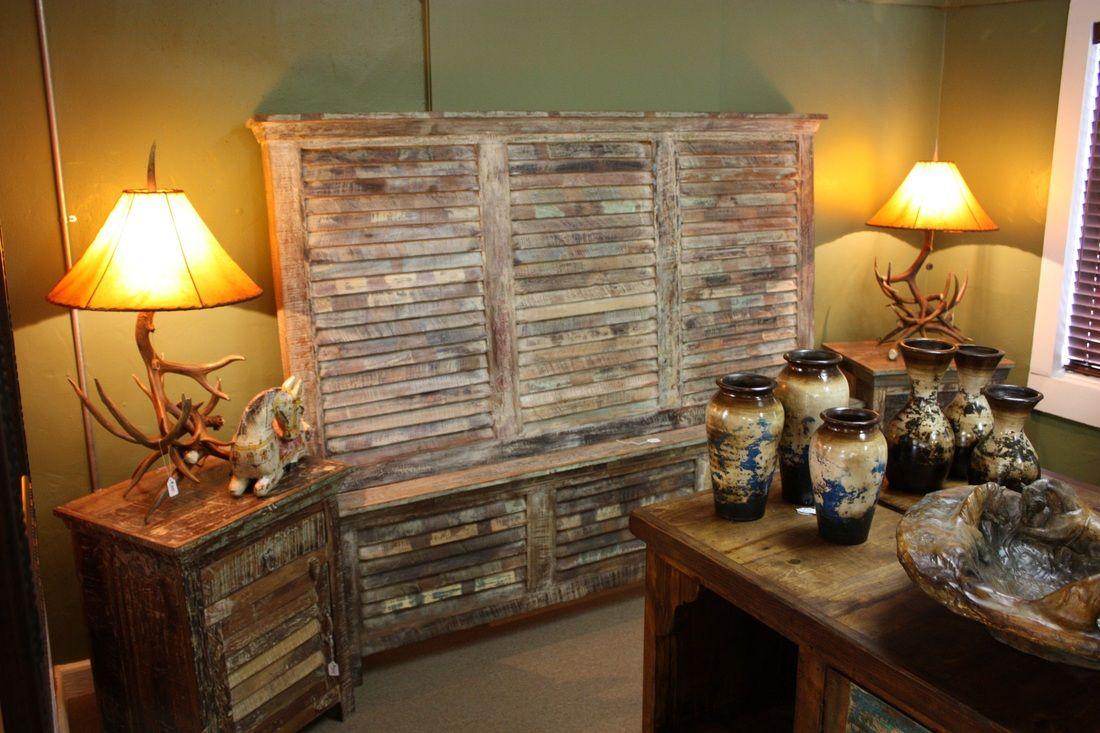 Solid Wood Furniture San Antonio   Reclaimed Teak ...