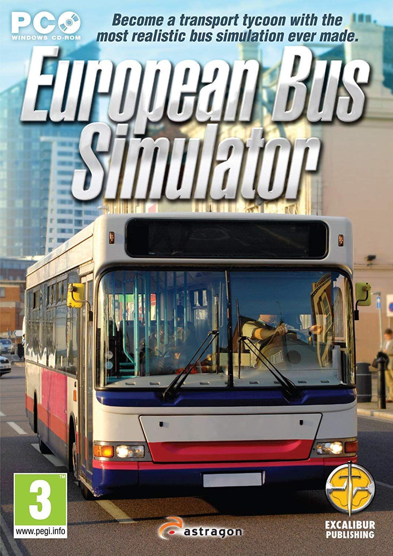 European Bus Simulator (2012) PC Download uTorrent Bus