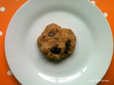 microwave chocolate chip cookie. takes less than 10 minutes to make and you only have one. no more turning on the oven when you want a cookie or having way too many cookies in your house