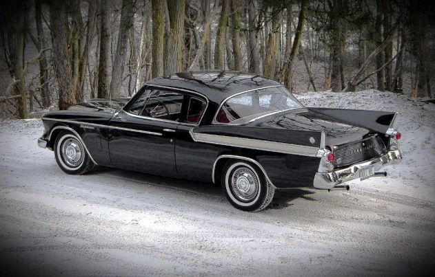 '61 Studebaker Hawk