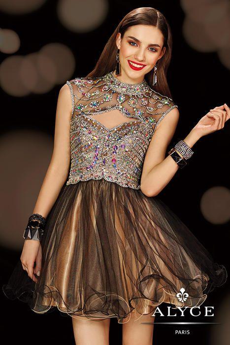 Sweet 16 by Alyce Paris 3636 Alyce Sweet Sixteen Hot Prom Dresses ...
