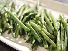 Photo of Roasted Haricots Verts