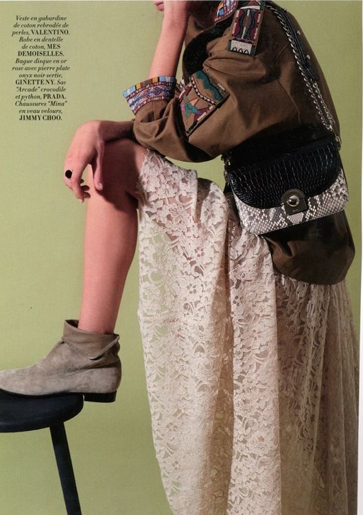 Mes Demoiselles... Paris • Sissi Skirt • OFFICIAL • April 2016 #mesdemoisellesparis #jupe #springsummer2016