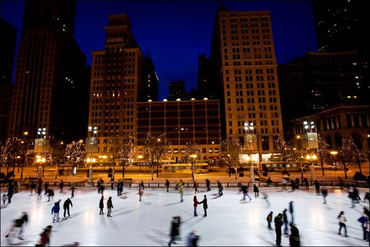 I wanna learn to Ice Skate!