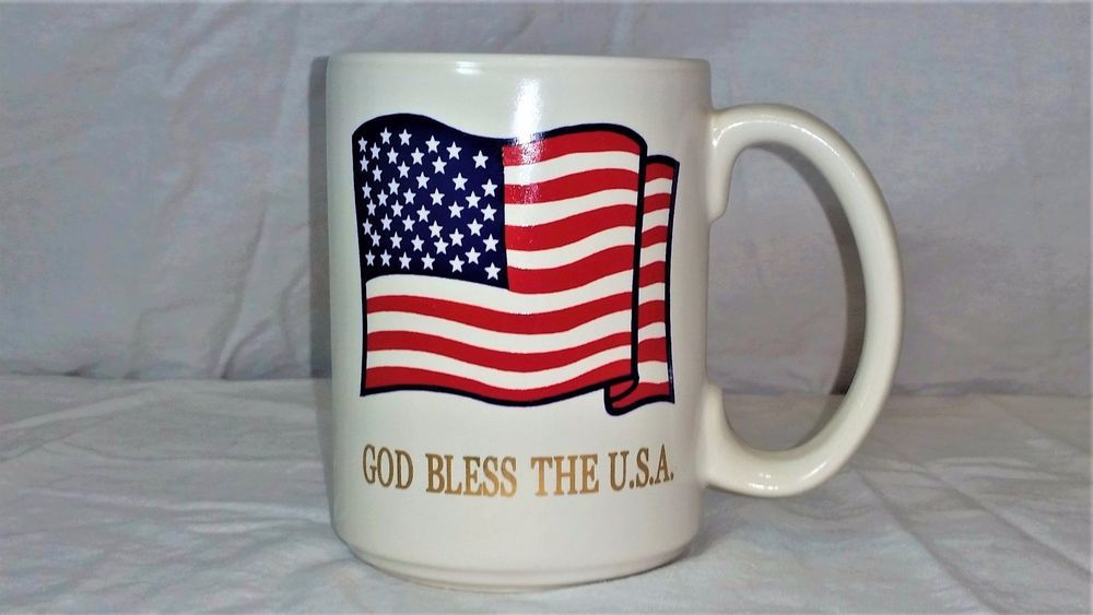 Details about  /Vought Family American Flag Gift Coffee Mug