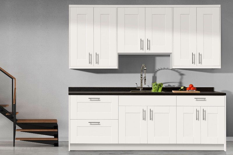 1 2 Price Craftsman Shaker Kitchen Cabinets Cabinets & Countertops