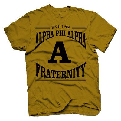 alpha phi alpha paraphernalia