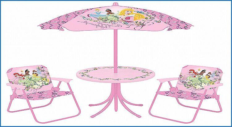 Beautiful Disney Princess Patio Set With Umbrella Read More Http Sallavor