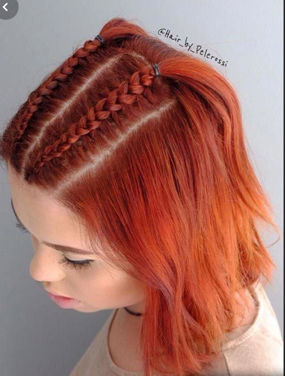 Pin By Salama On Art In 2020 Cute Hairstyles For Short Hair Quick Braided Hairstyles Hair Styles