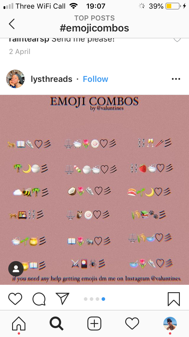 Pin On Cute Emoji Combinations