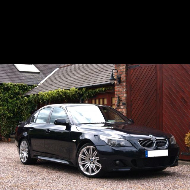 2005 bmw e60 535d m sport 2005 to present ln55 vdr cars pinterest bmw and cars. Black Bedroom Furniture Sets. Home Design Ideas
