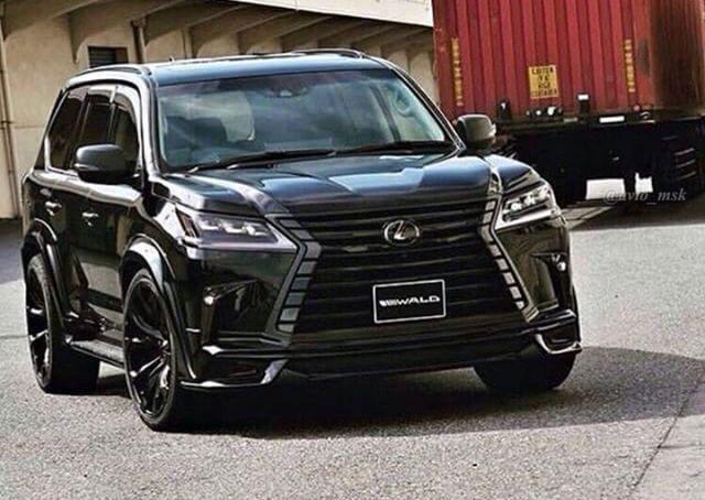 Lexus Lx570 With Images Super Luxury Cars Suv Cars Lexus Cars