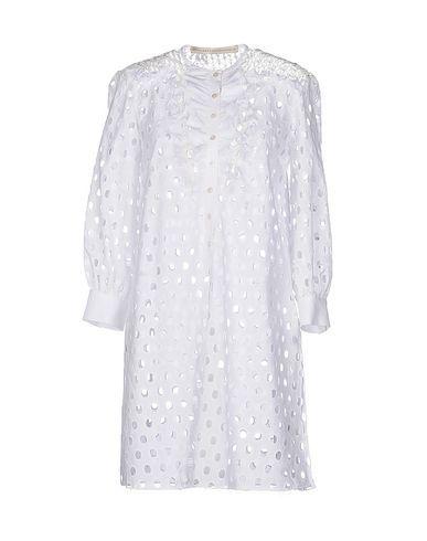 FRANCESCO SCOGNAMIGLIO Women's Short dress White 0 US
