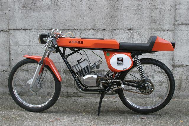 Aspes Super Sport 50