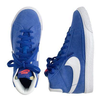 official photos 7209b 8609a J.Crew - Kids  Nike® Blazer mid vintage sneakers