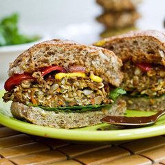 Vegan Meals Offering Complete Proteins Under 400 Calories -Have yet to check...But that looks tasty!