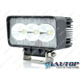 9w 4 4 12 Volt 6000k Ce Ip67 Square Work Light For Cars Rohs Can Be Widely Used For Cars Etc All Vehicle This 9 Led Work Light Work Lights Work Lamp