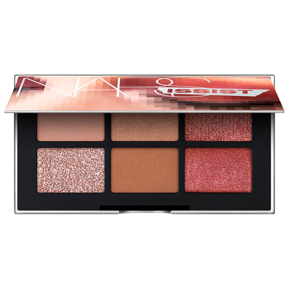 Wanted Eyeshadow Palette Mini Nars Sephora Eyeshadow Smudge Proof Eyeshadow Eyeshadow Palette