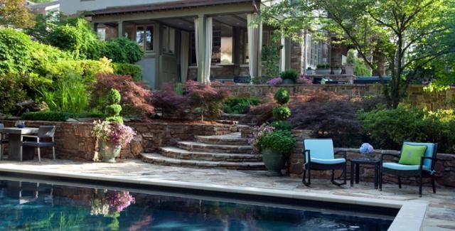 Enchanted Estate Home Decor Outdoors Gardens Porches