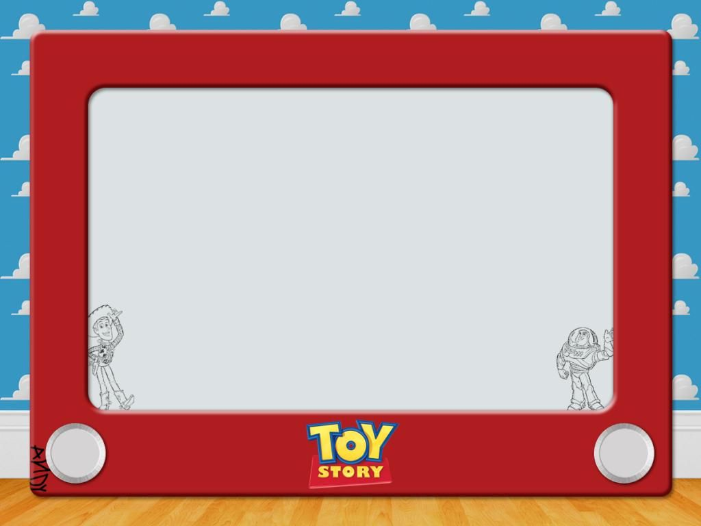 Toy Story - Etch a Sketch - Project Life Journal Card - Scrapbooking ...