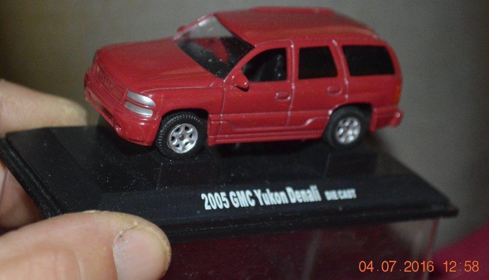 2005 Gmc Yukon Denali >> 2005 Gmc Yukon Denali Die Cast Model Yukon Denali Diecast