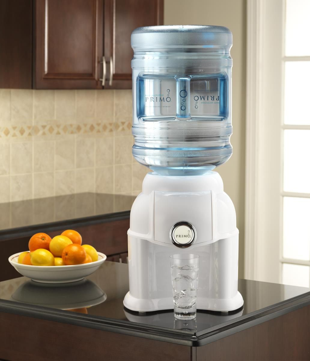 New Counter Tabletop Water Dispenser Cooler Home Office Bottled Drinking Faucet