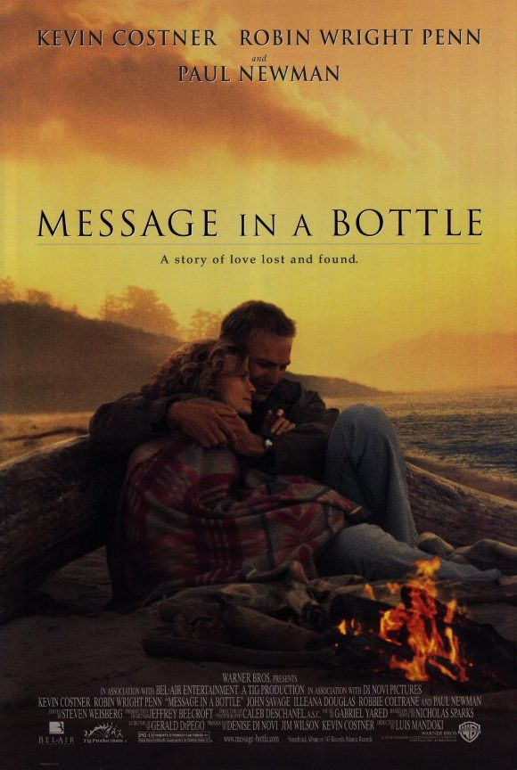 message in a bottle movie full story
