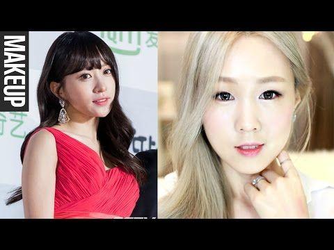 EXID HANI's Dewy Skin & Coral Makeup ♥ Korean Skincare Tips! 하니 서가대 촉촉 피부 & 코랄 화장법 [한글자막] - YouTube