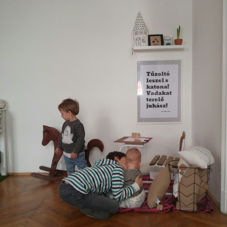 #kidscorner at #thepicispace sin Budapest