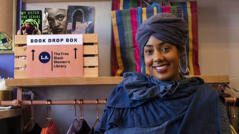 The Free Black Women's Library amplifies the voices of