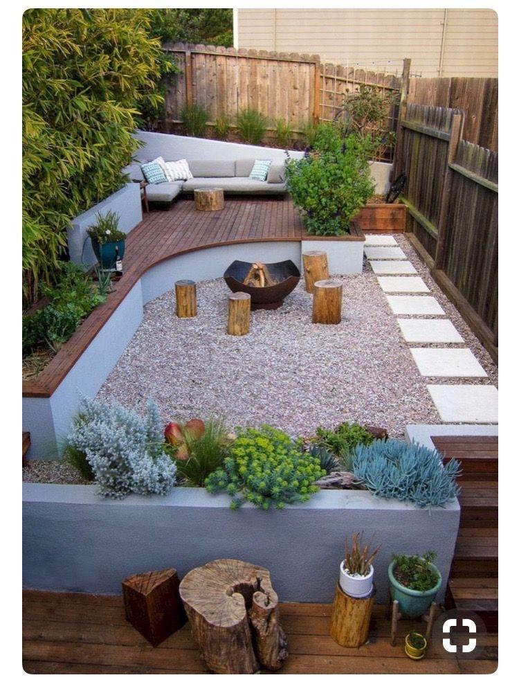 Tropical Garden Ideas Greenhouses And Modern Backyard Garden Decks Small Backyard Decks Small Backyard Landscaping Deck Designs Backyard