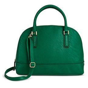 Women's Dome Satchel Handbag - Merona™