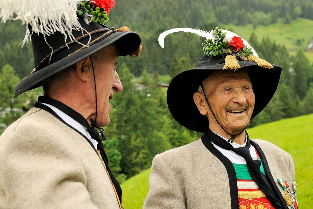 Tiroler Tracht...