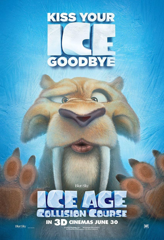 Ice Age Collision Course 2016 Avec Images Films Dessins