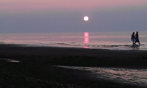 L'Aboiteau Beach Cap Pele NB