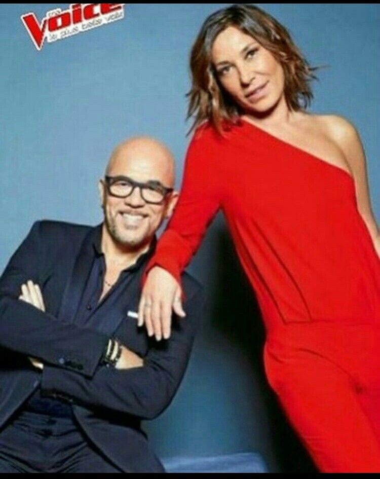 Zazie Et Pascal Obispo The Voice 2018 Zazie Dresses Fashion Et