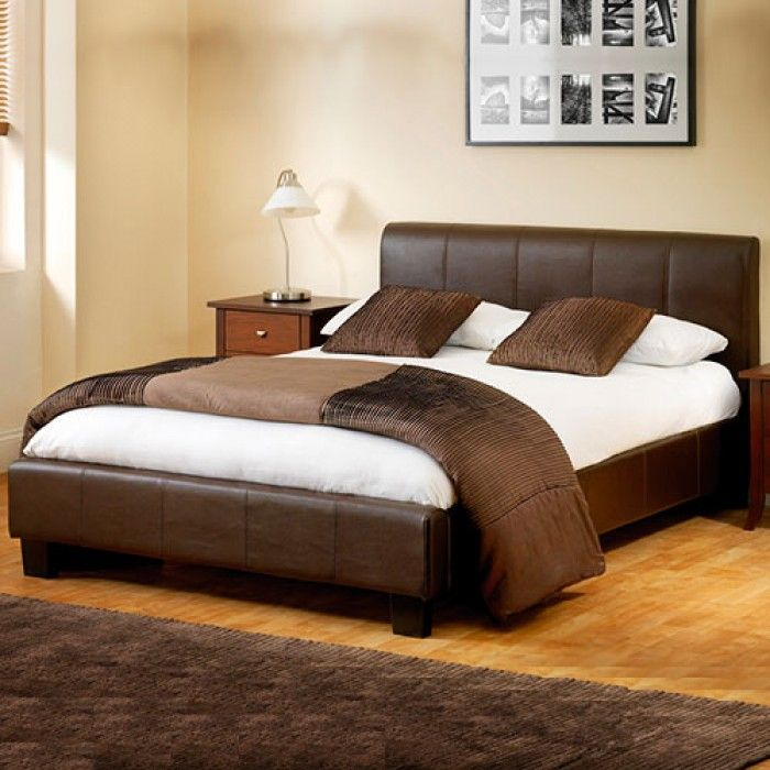 Best Pia Ottoman Gas Lift Storage Bed In 2020 Leather Bed 640 x 480