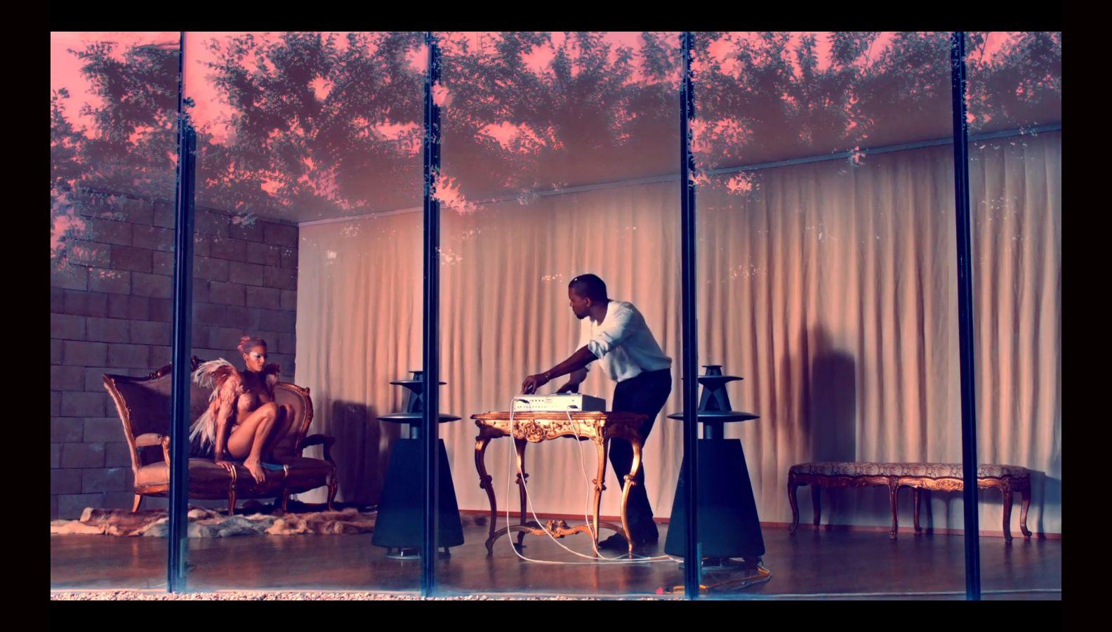 Examining Cinematography Film Runaway By Kanye West Kanye West Beautiful Dark Twisted Fantasy Dark And Twisted
