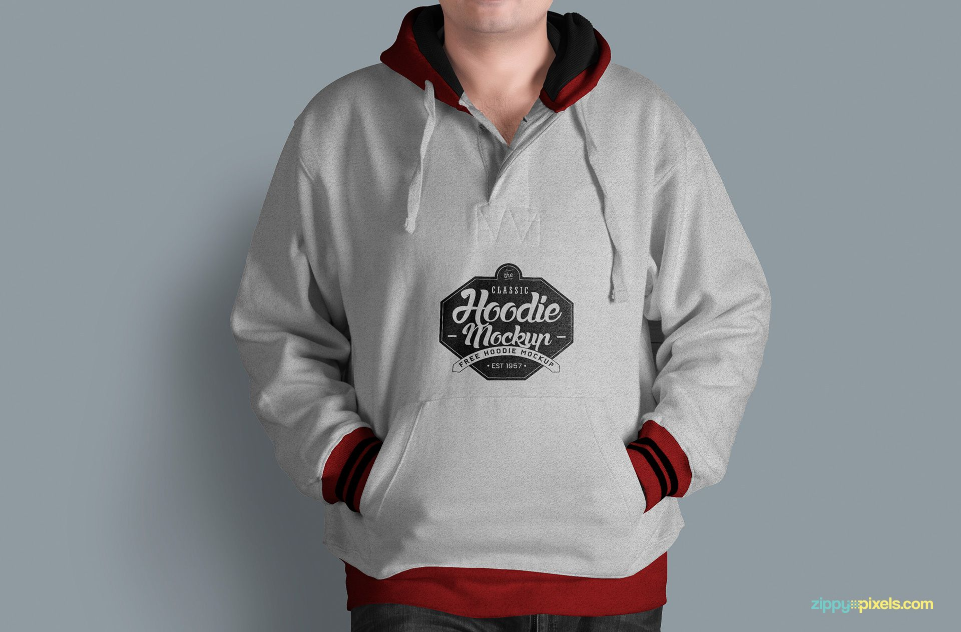 Download Hoodie Mockup Free Psd Download Zippypixels Hoodie Mockup Hoodie Mockup Free Clothing Mockup