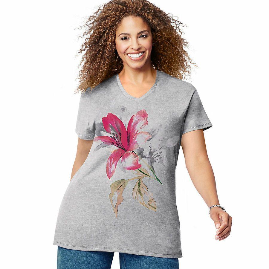 Watercolor Floral Surf Shirt Splendid Girls