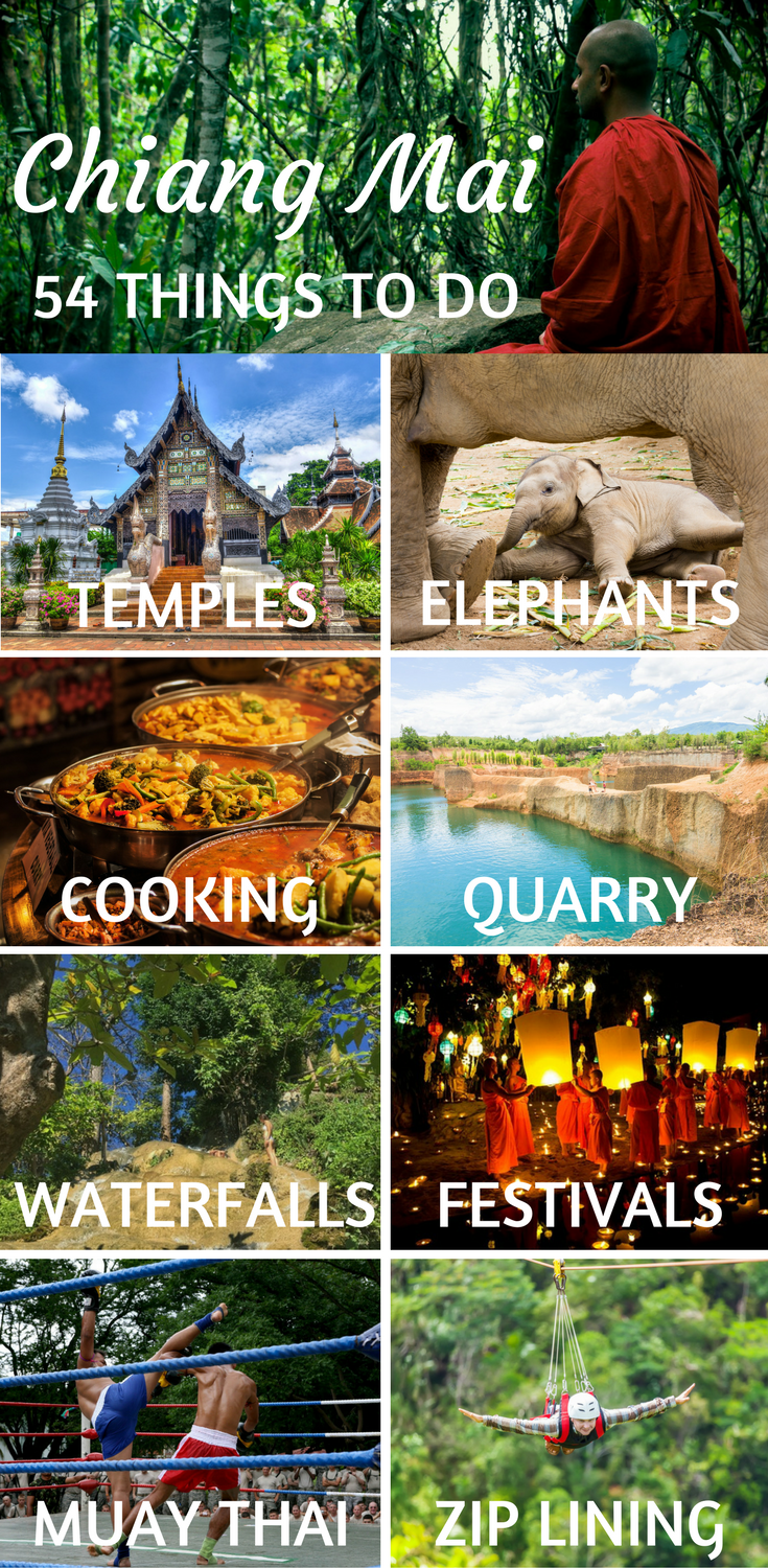 54 Things To Do In Chiang Mai  Travel Bucket List Time -8268