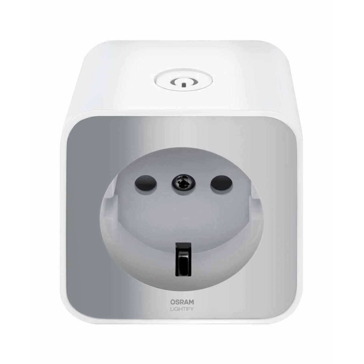 OSRAM LIGHTIFY Plug / Schaltbare Steckdose als Schnittstelle für die ...