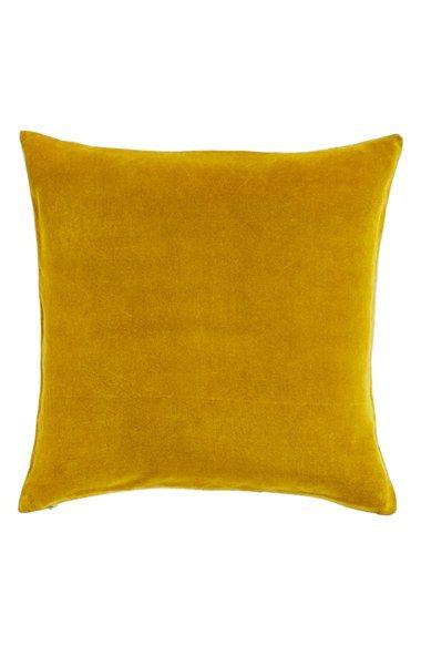 Nordstrom At Home Square Velvet Accent Pillow