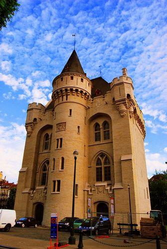 921ef4412114 Porte de Hal   Places ☆ Spaces   Belgium, Luxembourg, Netherlands