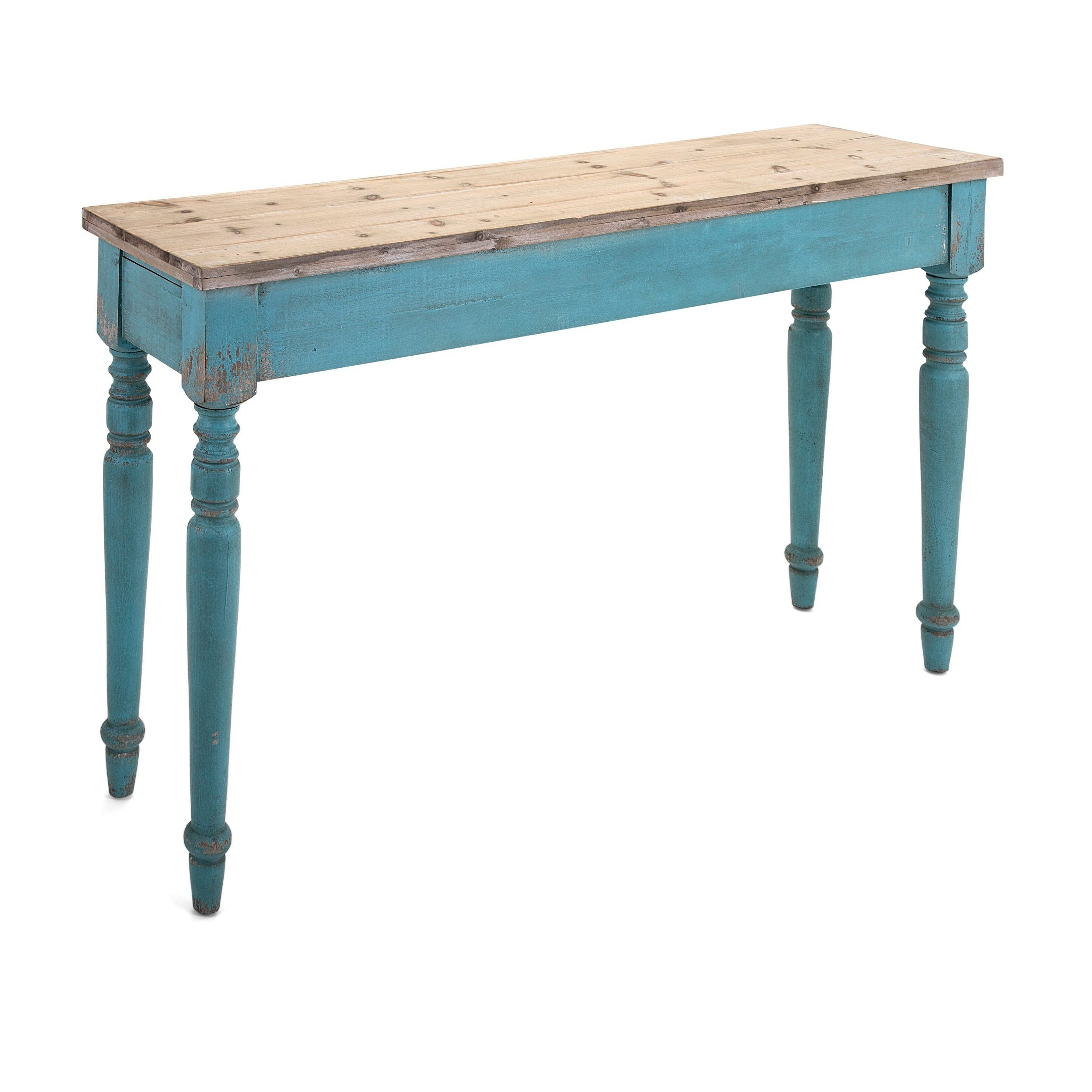 Imax Claremore Wooden Console Table (Consoles/Hall Tables/Dining ...